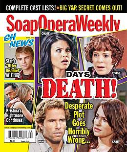 Soap Opera Weekly June 8, 2010