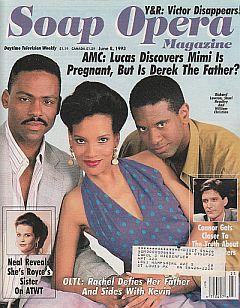 Soap Opera Magazine June 8, 1993