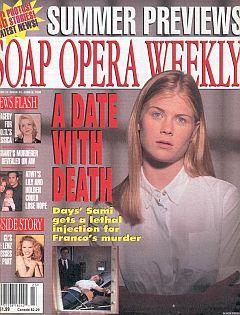 Soap Opera Weekly June 8, 1999