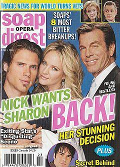 Soap Opera Digest June 9, 2009