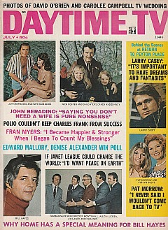 Daytime TV July 1972