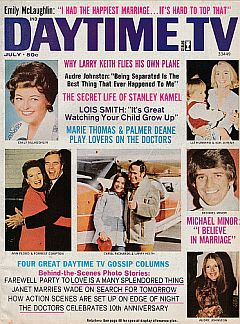 Daytime TV - July 1973