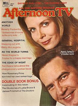 Afternoon TV July 1974