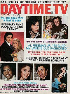 Daytime TV - July 1974