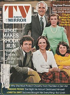 TV Radio Mirror July 1975