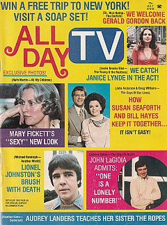 All Day TV July 1976