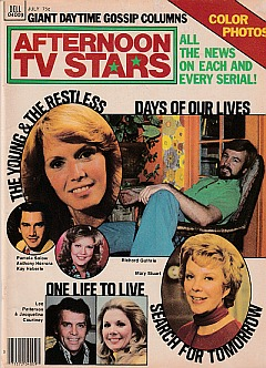 Afternoon TV Stars July 1976