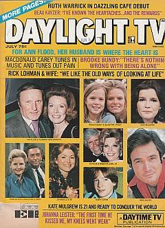 Daylight TV July 1976