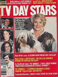 TV Day Stars July 1976