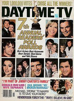 Daytime TV - July 1977