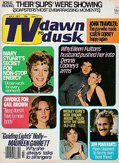 TV Dawn To Dusk July 1977