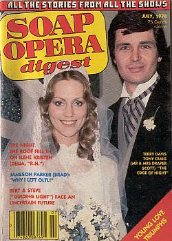 July 1978 issue of Soap Opera Digest