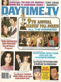 Daytime TV - July 1979