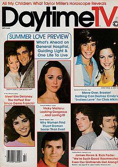 Daytime TV - July 1982