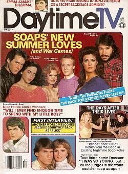Daytime TV - July 1984
