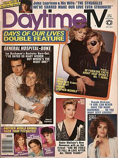 Daytime TV - July 1987
