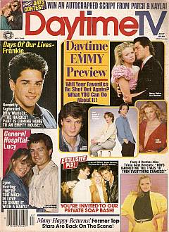 Daytime TV - July 1988