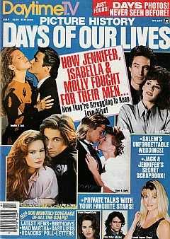 July 1992 Days Of Our Lives Picture History