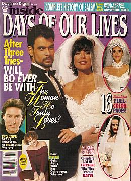 July 1995 Inside Days Of Our Lives