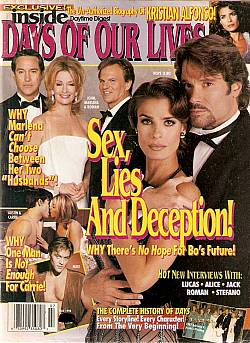 July 1998 Inside Days Of Our Lives