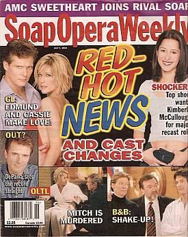 Soap Opera Weekly July 1, 2003