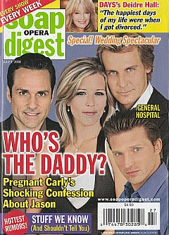 Soap Opera Digest July 1, 2008
