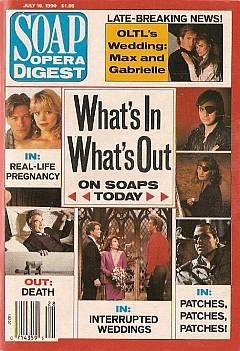 July 10, 1990 Soap Opera Digest