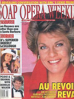 Soap Opera Weekly - July 10, 1990