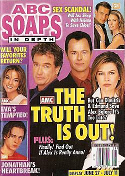 ABC Soaps In Depth July 11, 2000