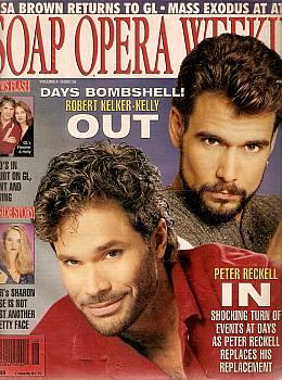 Soap Opera Weekly July 11, 1995