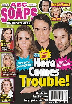 ABC Soaps In Depth July 1, 2019