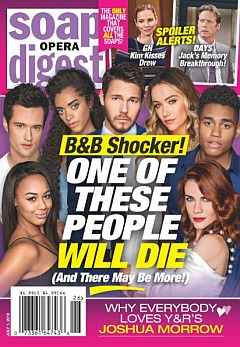 Soap Opera Digest July 1, 2019