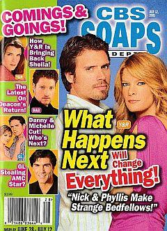 CBS Soaps In Depth July 12, 2005
