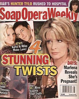 Soap Opera Weekly July 12, 2005
