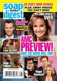Soap Opera Digest July 12, 2011