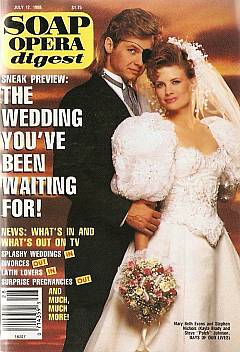 Soap Opera Digest July 12, 1988