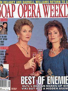 Soap Opera Weekly July 12, 1994