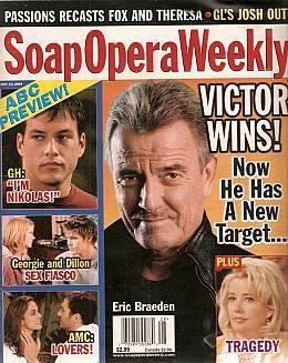 Soap Opera Weekly July 13, 2004