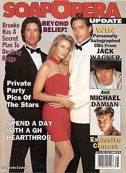 Soap Opera Update July 13, 1993