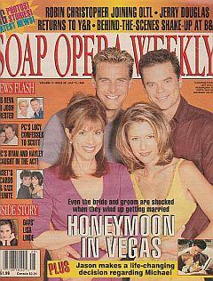 Soap Opera Weekly July 13, 1999