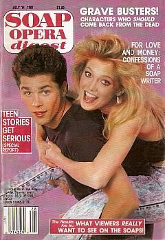 Soap Opera Digest June 14, 1987