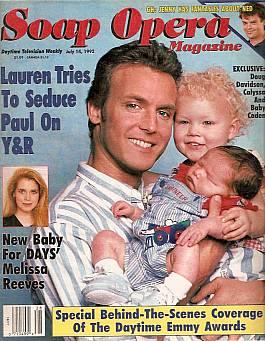 Soap Opera Magazine July 14, 1992