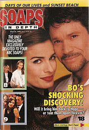 Alternative Cover featuring Kristian Alfonso & Peter Reckell