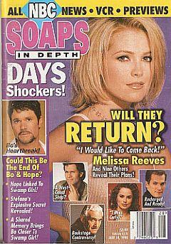 NBC Soaps In Depth July 14, 1998