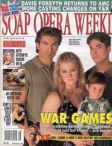 Soap Opera Weekly July 14, 1998