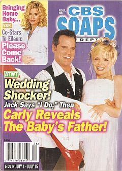 CBS Soaps In Depth July 15, 2003