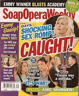 Soap Opera Weekly July 15, 2008