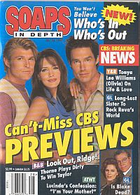 CBS Soaps In Depth July 15, 1997