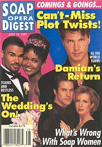 Soap Opera Digest - July 15, 1997