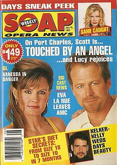 Soap Opera News July 15, 1997